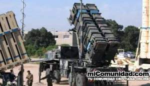 EEUU e Israel realizan mayor ejercicio de defensa área