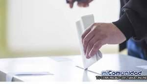 Gran presencia de evangélicos en elecciones en Rep. Dominicana