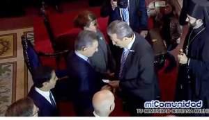 Mauricio Macri y su gabinete asisten a tradicional Tedeum