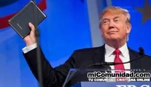 Donald Trump aceptó a Jesús como salvador, asegura pastor