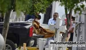 Piden que se esclarezca masacre de evangélicos en Puebla