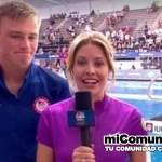 Atletas cristianos aprovechan para hablar de Jesús en TV ABC