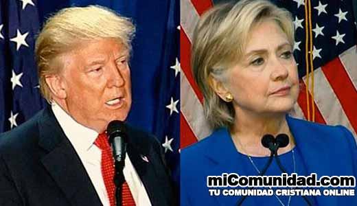 ¿La discusión electoral de EEUU aflige al Espíritu Santo?