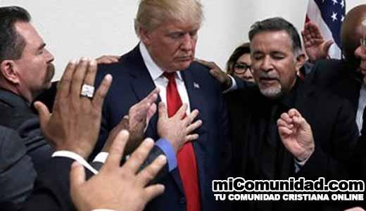 Ateos exigen a Trump que elimine Biblia, oración y Dios en discurso inaugural