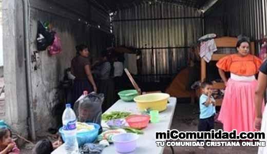 Familias expulsadas de sus hogares por ser evangélicos
