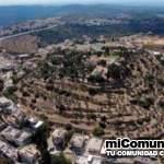 Arqueólogos excavan sitio donde estaba el Arca de la Alianza