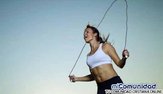 Con este ejercicio quemarás más calorías que corriendo por 30 minutos