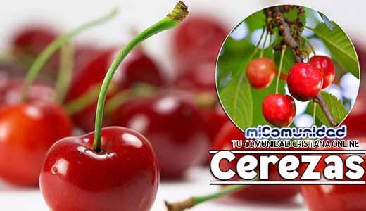 Propiedades Curativas Y Medicinales De La Cereza