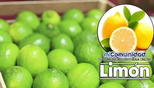 Propiedades Curativas Y Medicinales Del Limón