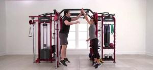 Cuatro ejercicios para ponerse en forma con tu pareja