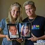 Como en Días de Lot: Primera pareja de Madre Transexual con Hijo Transexual