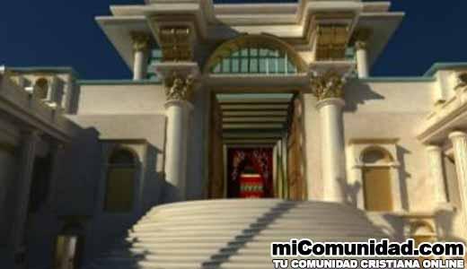 Google Maps muestra tercer templo en la cima del Monte del Templo