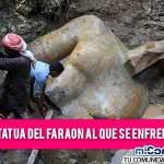 La Ciencia confirma la Biblia: Hallan estatua del Faraón que sufrió las Siete Plagas del Éxodo