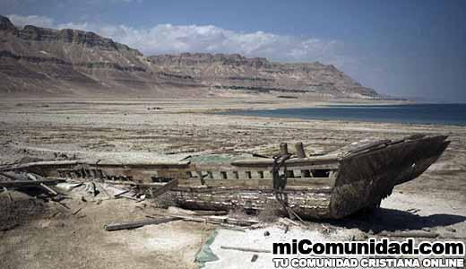 Peligra el Mar de Galilea: Ha alcanzado su nivel más bajo en décadas