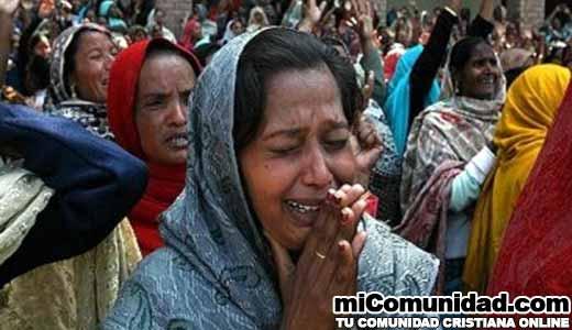 Misioneros expulsan demonio de un pueblo logrando evangelizarlo