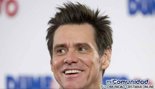 Video: Jim Carrey predicó en reunión de ex Presidiarios y los alentó a seguir a Cristo