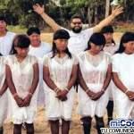 Pastor criticado y denunciado por bautizar indígenas en Brasil