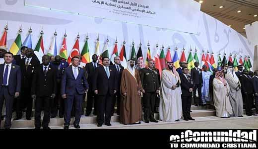 40 países musulmanes se unen para crear mayor alianza militar de la Tierra
