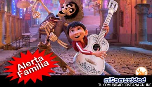 Alerta Familia: Nueva Película de Disney ilustra Espiritismo para los niños