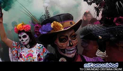 Calaveritas de azúcar y cempoalxóchitl: En México la muerte es una fiesta