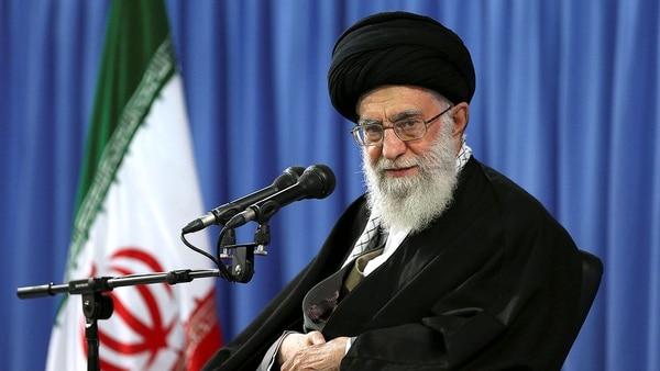 Ali Khamenei, líder supremo de la teocracia chiita de Irán, donde el matrimonio infantil es legal y cuya influencia sobre Irak ha aumentado en los últimos años