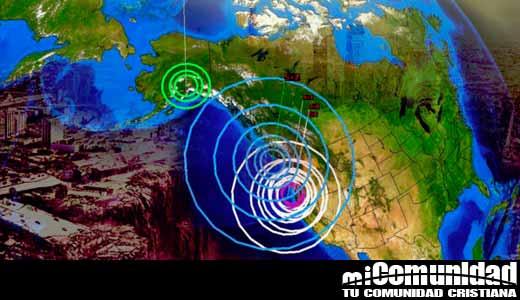 """Profecía alerta """"California será destruida por Megaterremoto antes de la Venida de Cristo"""""""
