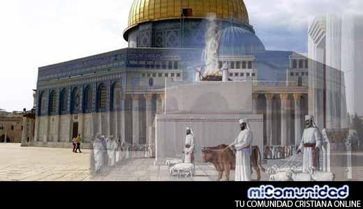 Revelan el sitio exacto dónde estaba el 'Altar de los Holocaustos' del Templo