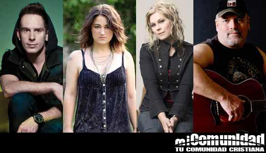"""Estos son los 4 cantantes cristianos que se declararon homosexuales y """"adoran a Dios"""""""