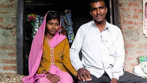 El matrimonio infantil está prohibido en Irak