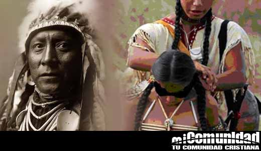 The ritual of the Cherokee Indians