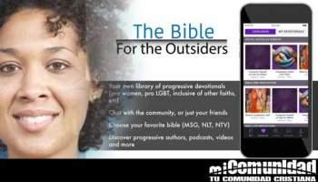 """Lanzarán Biblia App para gays llamando a Dios """"padre-madre"""""""