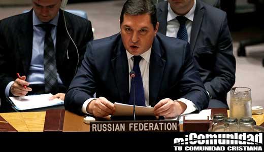 Rusia lista para convertirse en 'mediadora' en el proceso de paz israelo-palestino
