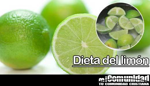 Dieta del Limón: Bajé 10 kilos de peso rápidamente con limón hervido