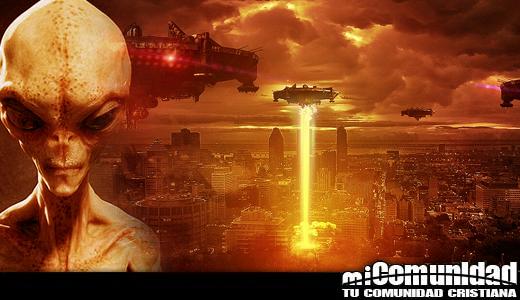 ¿Podría un engaño alienígena ser parte de los tiempos finales?
