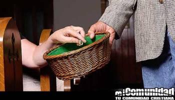 ¿Qué se supone que la iglesia debe hacer con las ofrendas que recibe?