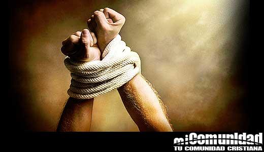 ¿Qué significa ser esclavo del pecado?