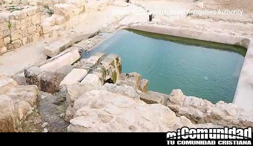 Arqueólogos descubren un gran estanque de 1.500 años de antigüedad donde eunuco etíope fue bautizado por Felipe