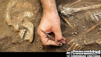 Arqueólogos descubren cámara funeraria de 3.600 años de antigüedad mencionada en el libro de Apocalipsis