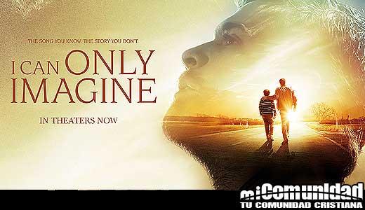 'I can Only Imagine' tiene un fuerte fin de semana de estreno, ocupa el tercer lugar con $17M