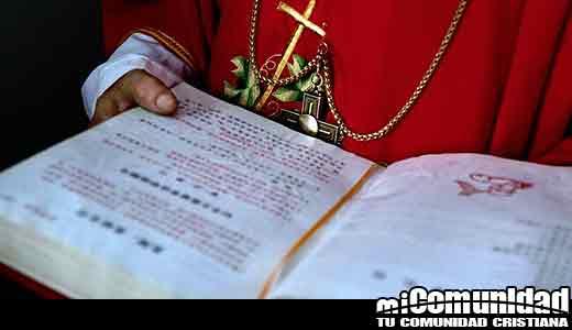 Se están realizando esfuerzos para producir una nueva versión de la Biblia en chino