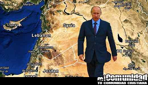 Gog, Magog, Russia, Syria and biblical end times