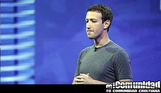 Mark Zuckerberg dice que la inspiración para Facebook fue el Salmo 139:1-4