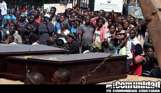 Massacre: 39 Nigerian Christians are massacred and 160 houses burned down