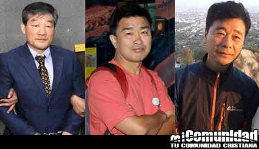 3 cristianos estadounidenses detenidos en prisión de Corea del Norte podrían ser liberados pronto