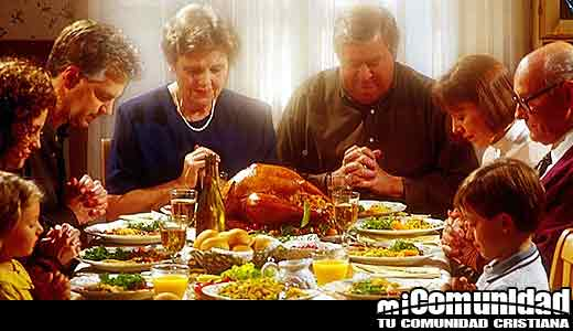 ¿Cuál debería ser el enfoque de los cristianos en el Día de Acción de Gracias?