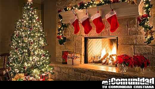 ¿Algunas tradiciones navideñas tienen orígenes paganos?