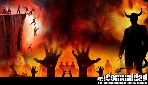 ¿Quién irá al infierno?