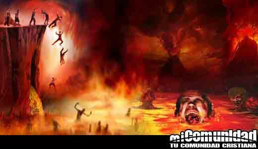 ¿Dónde está el infierno? ¿Cuál es la ubicación del infierno?