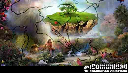 Jardín del Edén: ¿Cuál es su ubicación?