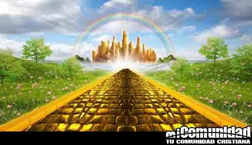 ¿Habrá literalmente calles de oro en el cielo?